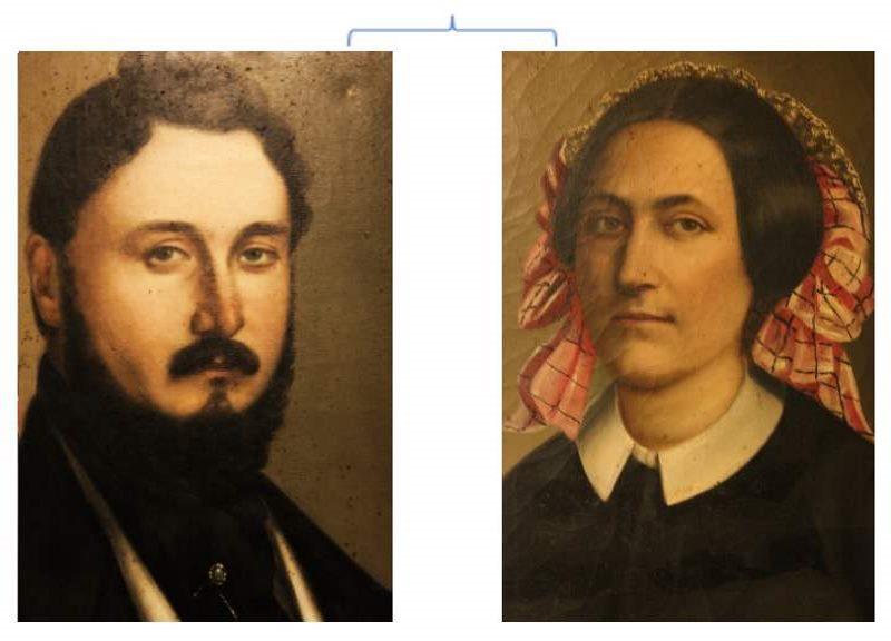 Desire et Julienne de Riviere