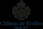 Château de Rivière, Vins Chinon, hébergement, Gîtes